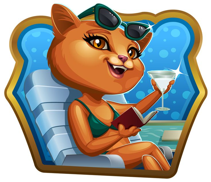 Kitty Cabana video slot is available for play at the casino