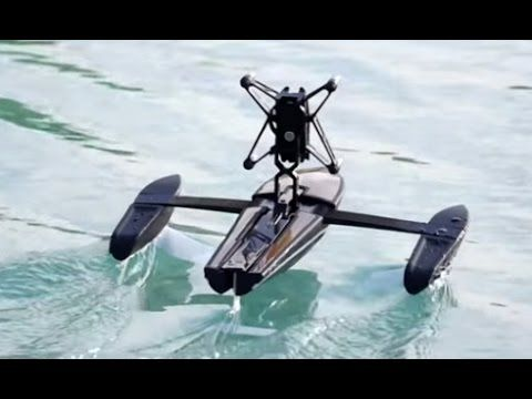 5 Very Unique Drones Available in the Market Now! Links Parrot Hydrofoil http://www.parrot.com/usa/products/minidrones/hydrofoil-drone/newz/ Snap Drone https...