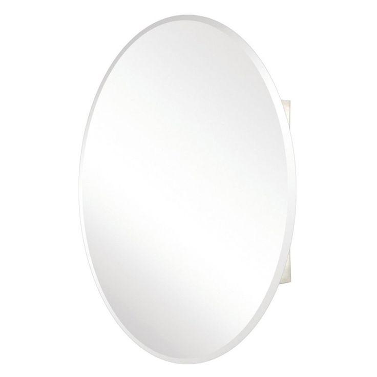 17 Best Ideas About Oval Bathroom Mirror On Pinterest