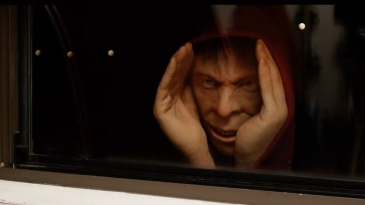 Freak people out with this peeping tom Halloween decoration by placing it on a window to scare them works for scaring trick or treaters.
