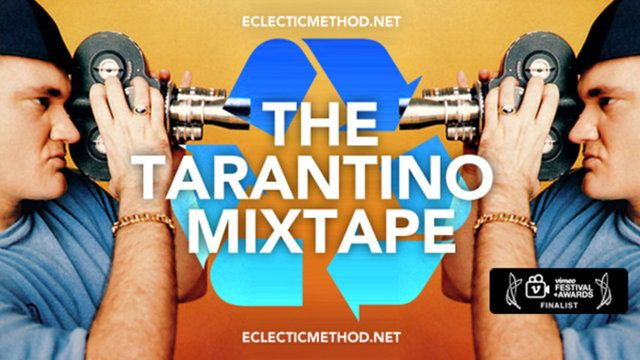 """The Tarantino Mixtape"" by Eclectic Method"