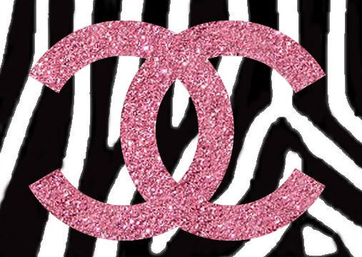 coco chanel logo pink passion amour chanel beauty pinterest chanel logo coco chanel. Black Bedroom Furniture Sets. Home Design Ideas