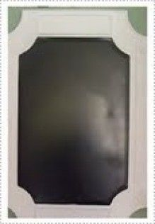 chalkboard mirror chalkboard paint mirror crafts furniture projects. Black Bedroom Furniture Sets. Home Design Ideas