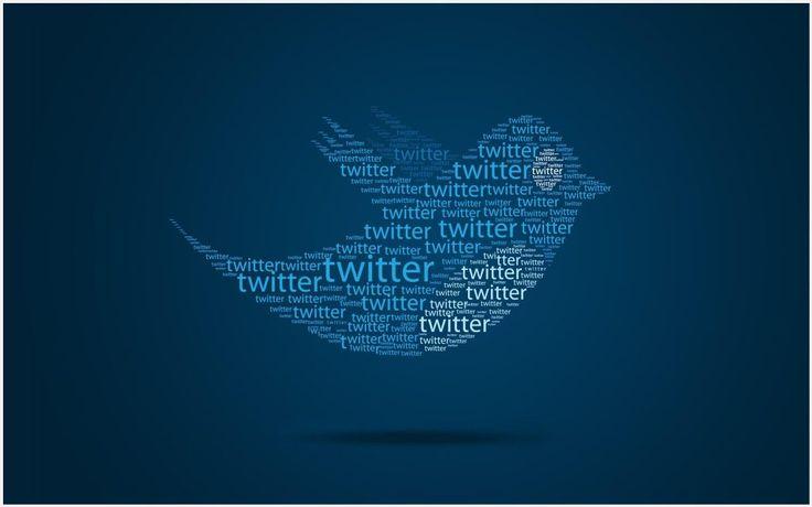 Twitter Logo Wallpaper | twitter logo wallpaper