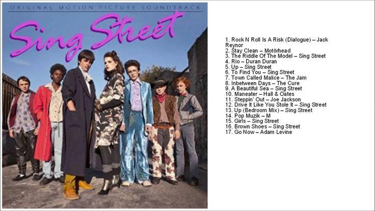 Sing street Full Movie Soundtrack - YouTube