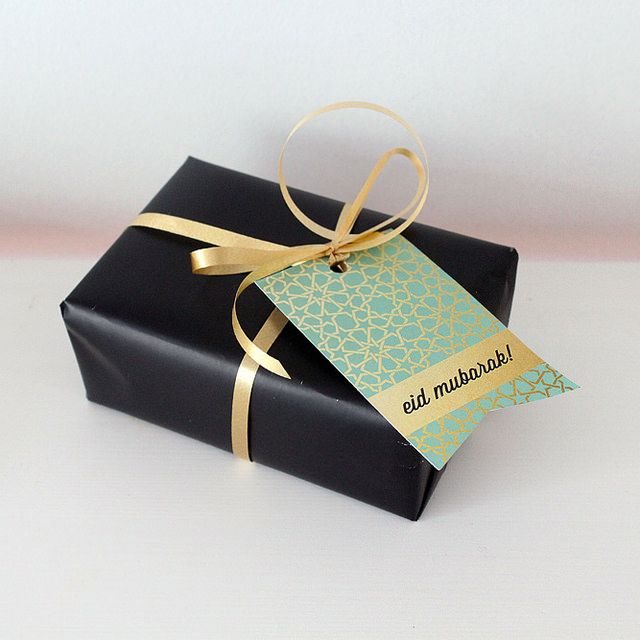 in my studio | food . design . life | FREEBIE #4 | Eid Gift Giving!