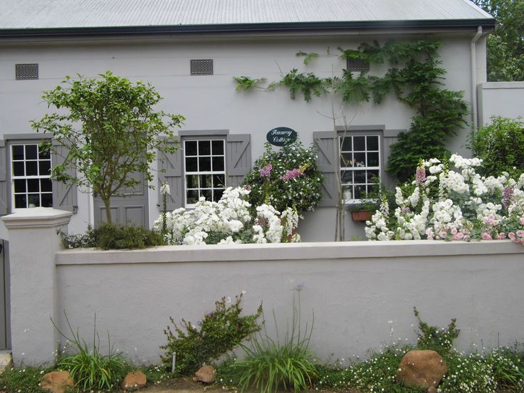 Greyton - Western Cape - South Africa. About 140 km from Cape Town.