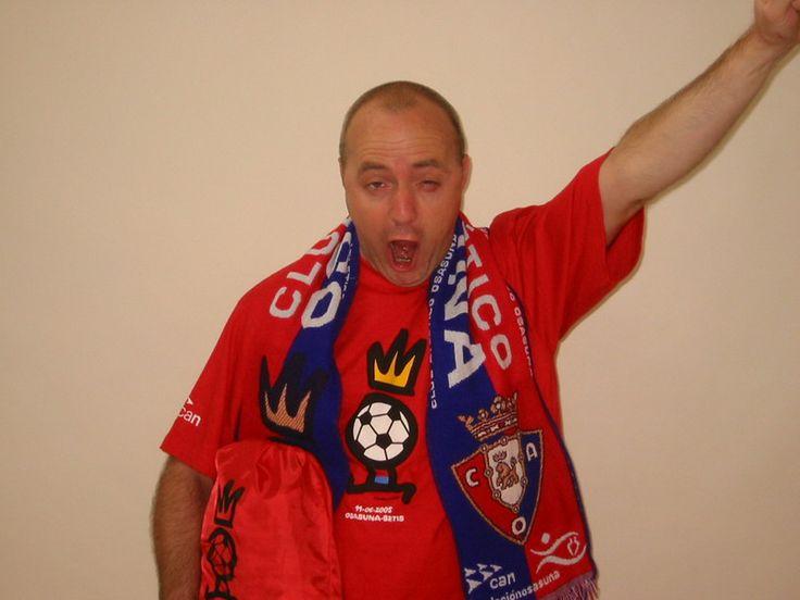 Bufanda Estadio CA Osasuna-Final Copa del Rey