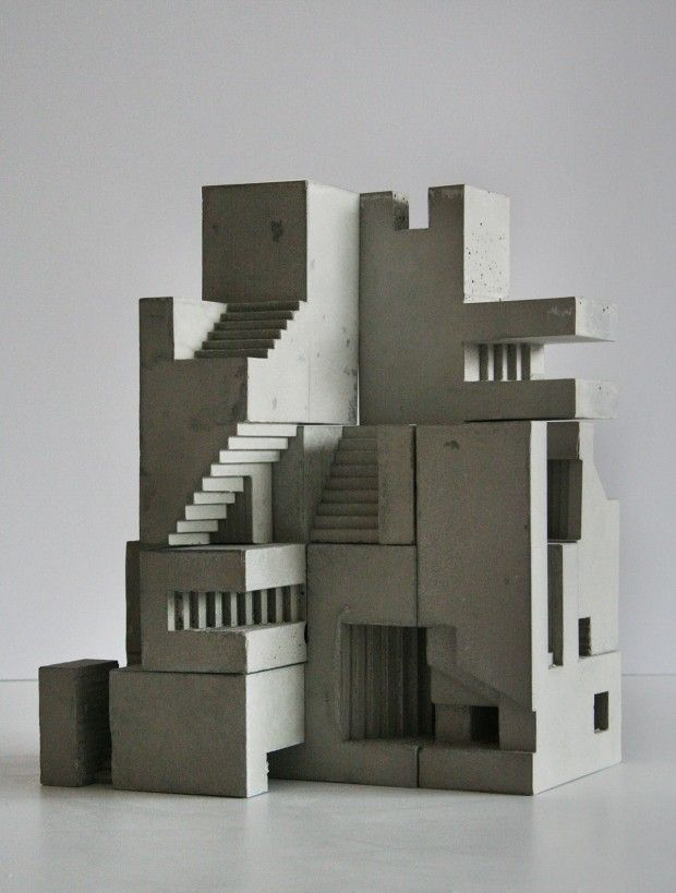Modules architecturaux par David Umemoto - Journal du Design