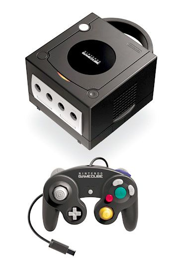 GameCube: My GameCube was my first ever console and I loved it.