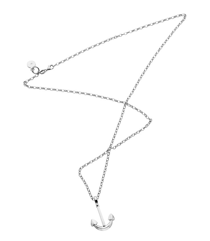 Karen Walker Jewellery Anchor Pendant