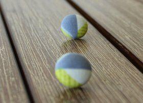 Handmade Patterned Earrings $12 + postage