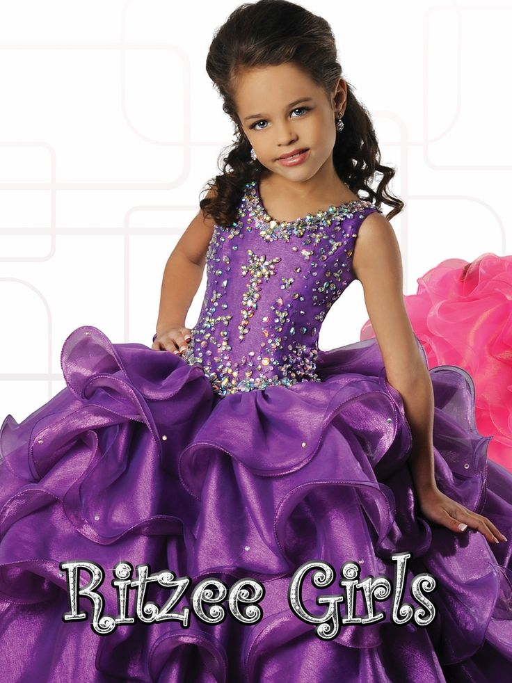 24 best Ritzee Girls! images on Pinterest | Pageant dresses, Pageant ...