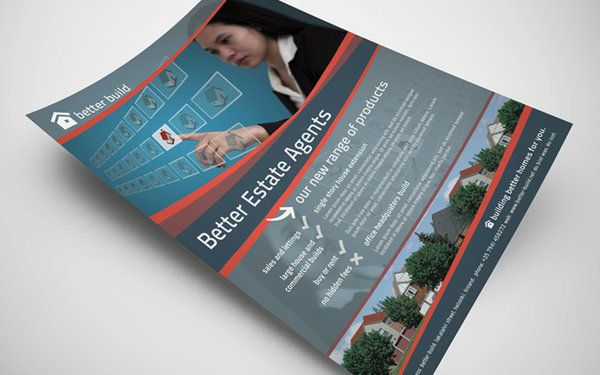 Better Build Flyer - PSD Template by martinemes.deviantart.com on @DeviantArt