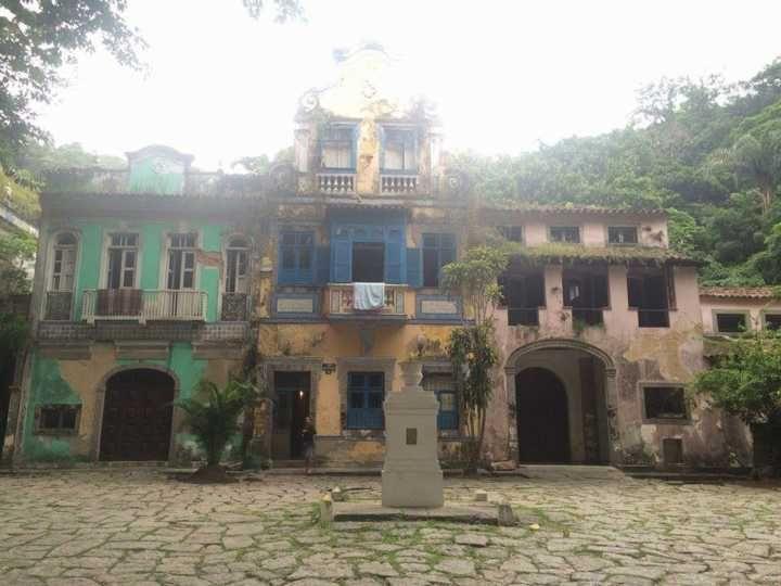Largo do Boticário: lembranças e mistério no Cosme Velho