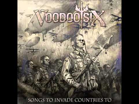 Voodoo Six - All That Glitters