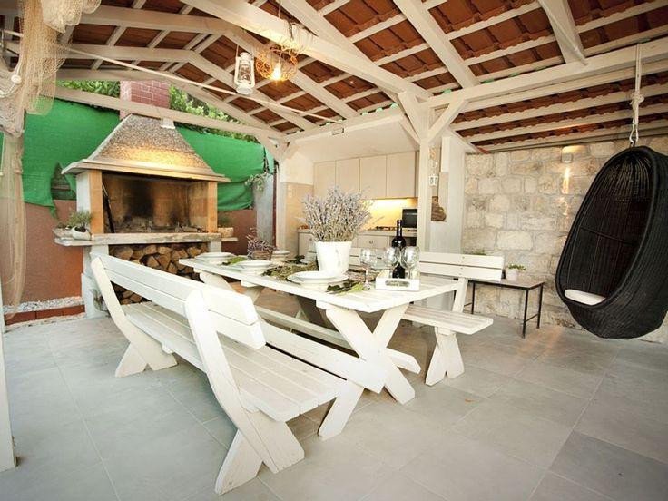 Ferienhaus am Marjan in Split in Split 4 Schlafzimmer