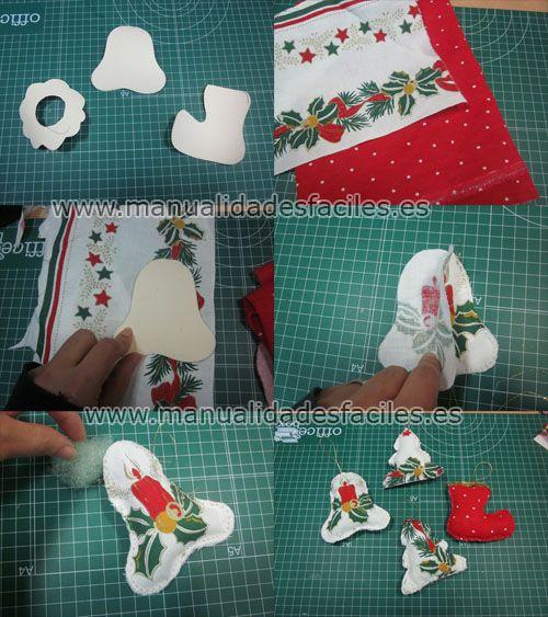 24 best navidad ideas images on pinterest christmas - Ideas de manualidades para vender ...
