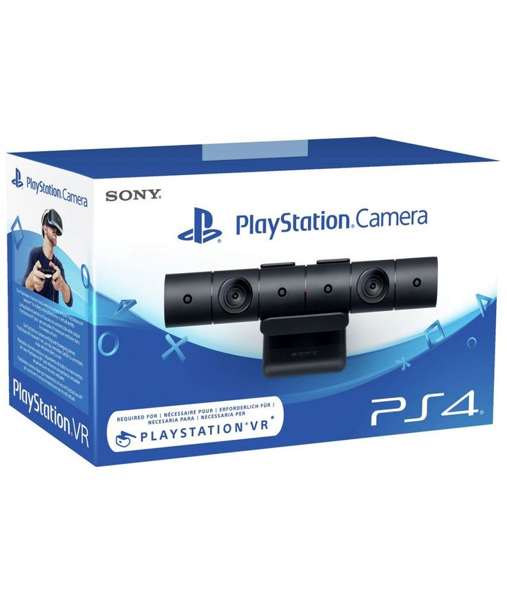 Buy Sony PS4 Camera V2 at Argos.co.uk - Your Online Shop for PS4 accessories, Headsets.