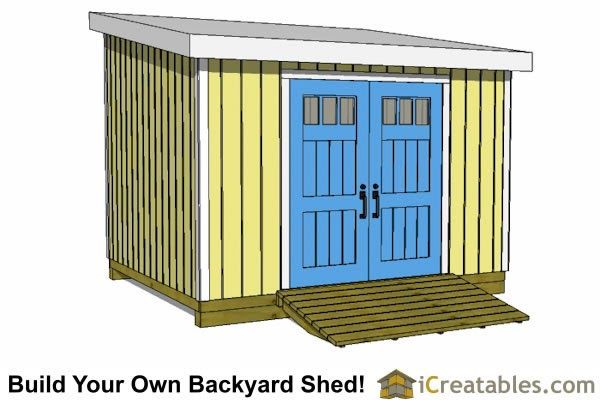 10 X 12 Foot Shed Plans In 2020 Shed Plans Shed Floor Plans Storage Shed Plans