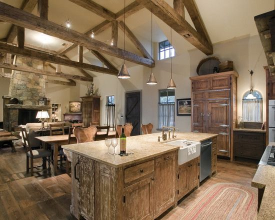 Rustic Country Kitchen Design 104 best rustic kitchen ideas images on pinterest | dream kitchens