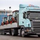 Transport services - Pronar Sp. z o.o.