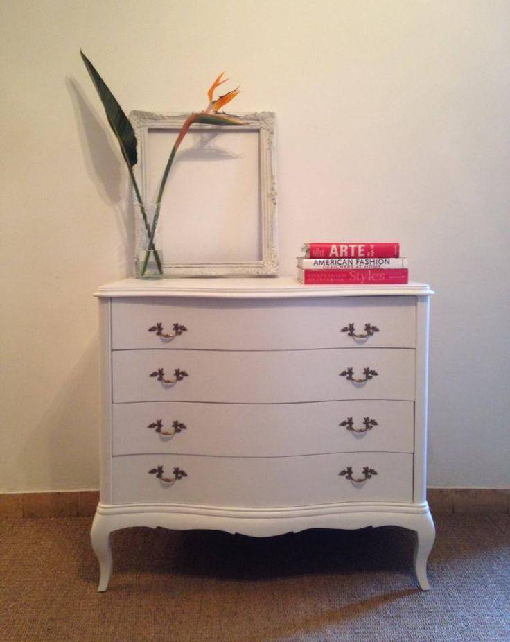 17 mejores im genes sobre muebles restaurados en pinterest - Comodas antiguas restauradas fotos ...