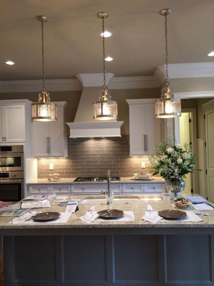 options for kitchen island lighting