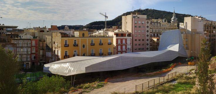 Ayuntamiento de Cartagena_foro romano Cartagena07. Andrés Canoves