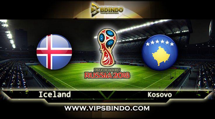 Vipsbindo Agen Bola Online pada artikel ini kembali memberi panduan serta perkiraan untuk Football Lovers untuk kompetisi Zona World Cup Qualifiersa kesempatan ini pada Iceland vs Kosovo 10 Oktober 2017 kompetisi ini berjalan pada jam 01:45 WIB.