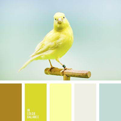 бледно-бирюзовый, бледно-голубой, канареечно желтый цвет, оттенки бирюзового, оттенки желтого, оттенки цвета лимонов, подбор цвета для гардероба, тёмно-бирюзовый, цвет канарейки, цвет лимона, цветовое решение для дома, шафрановый.