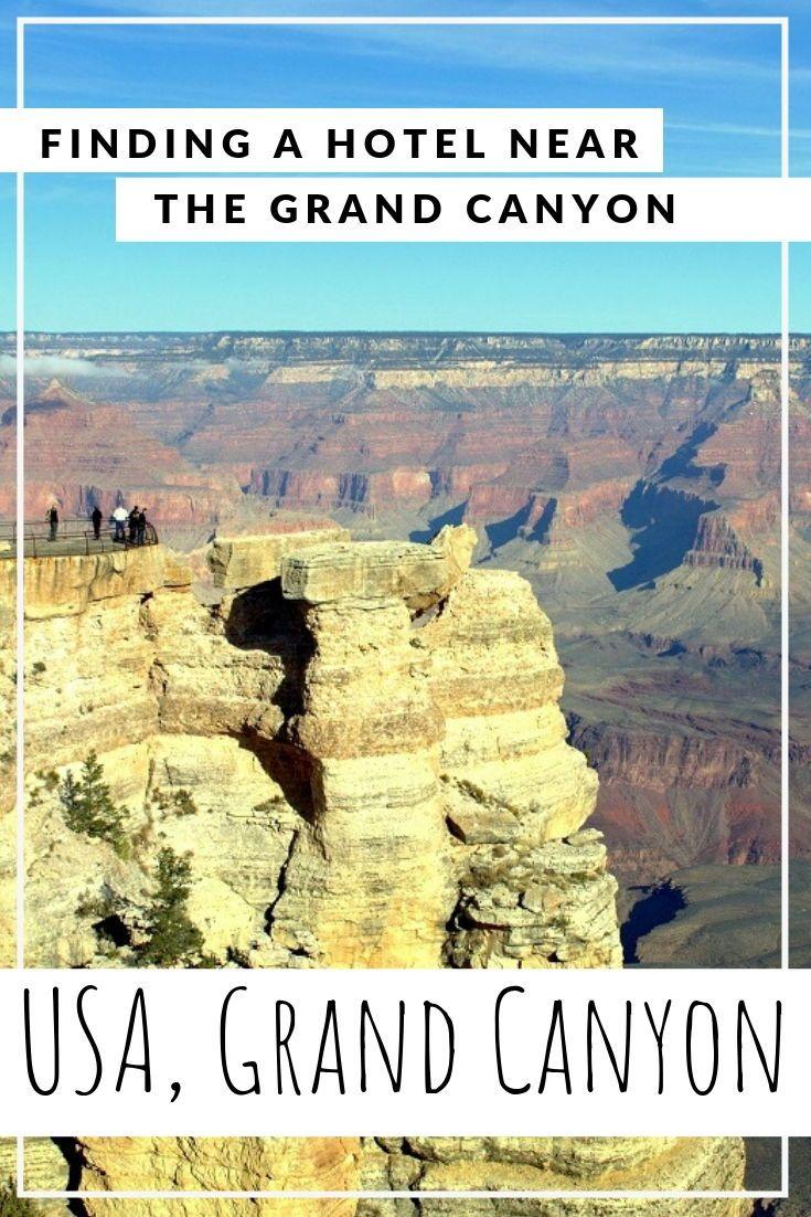 A Cheap Hotel Near Grand Canyon National Park South Rim Grand Canyon Inn Westkust Roadtrips En Reizen