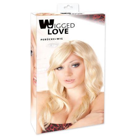 Peruk - blond Köp din hos AuMalkia.