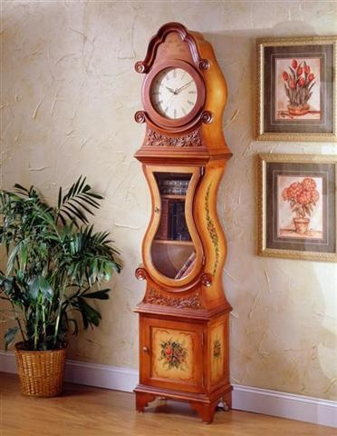 32 Best Grandfather Clock Images On Pinterest