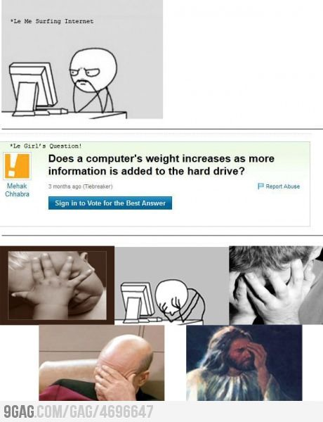 Does it? What do you think?: Ultra Facepalm, Funny Pictures, Website, Web Site, Internet Site, Funny Stuff, Funny Photo, 15 Example, Hilarious Facepalm