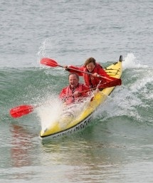 Dolphin Watching and Sea Kayaking - Dolphin Adventures Sea Kayaking. Dolphin Adventures offers guided sea kayaking trips in Plettenberg Bay.  We have sightings of dolphins, seals and whales. An eco-experience with nature at its best, we depart every day, depending on the weather.
