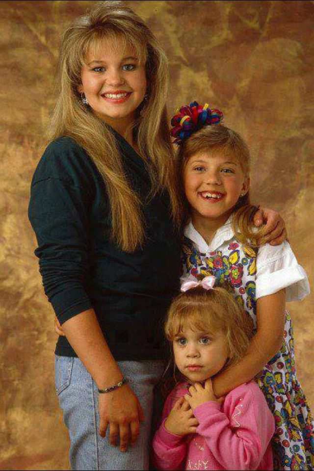 Full House: just loved those days...
