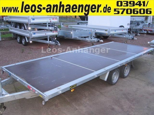 Unsinn GTP 3554-13-2040 Platte 3500 kg 5.50 x 2.04 als Pkw-Anhänger in Halberstadt
