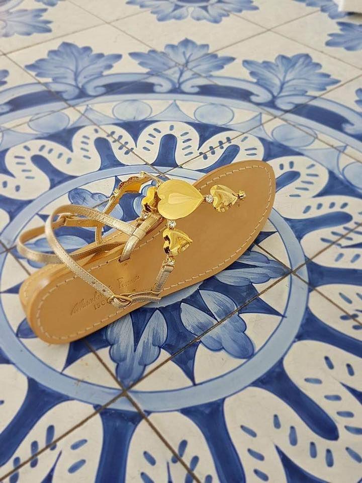 Artigianato d'amore  #ischia #love #sandals