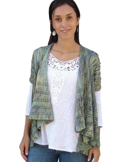 Ecuador Knit Pattern
