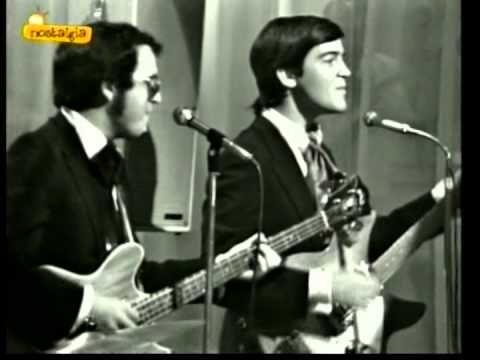 """Los Brincos 1968 """"Amiga Mia"""""""