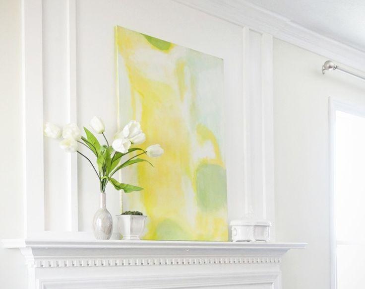 60 best DIY wall art images on Pinterest | Fabric flowers, Felt ...