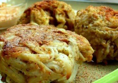 Cassandra Considers: Cassandra's Favorite Recipe for Maryland Crab Cakes