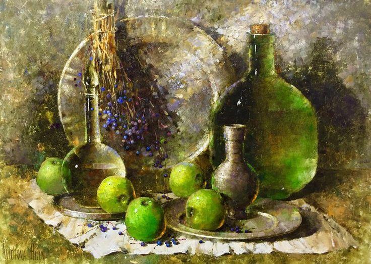 Школа живописи Елены Ильичевой