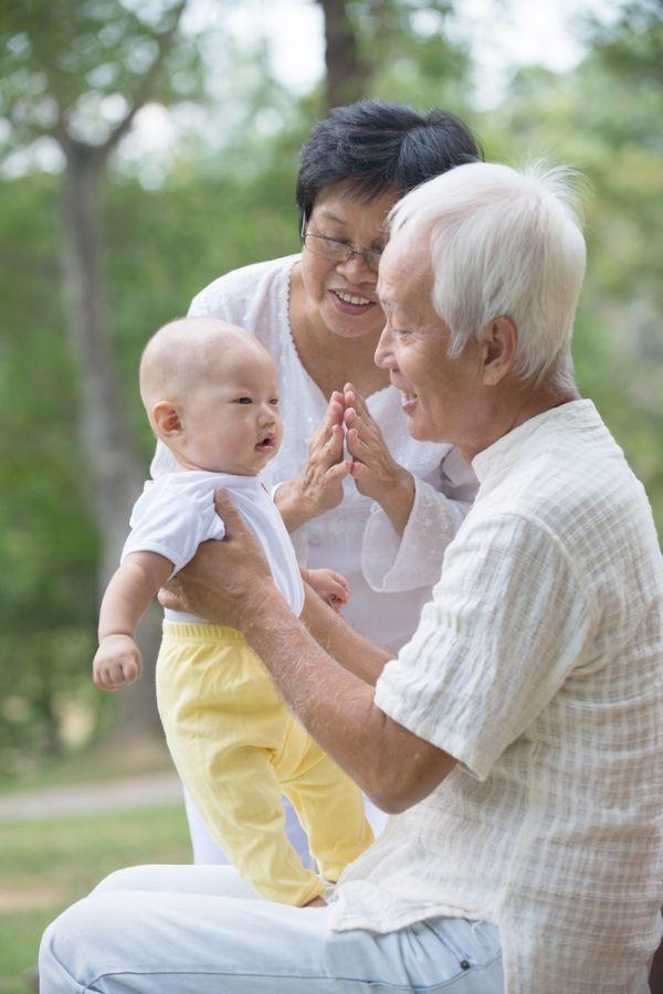 26 Cute Names for Grandma and Grandpa | thegoodstuff