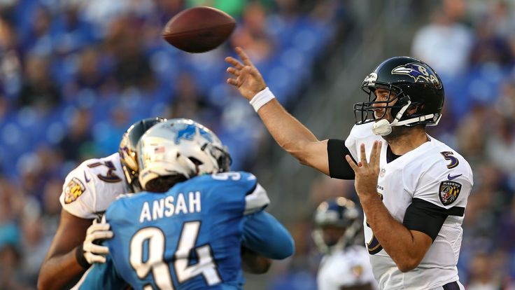Baltimore Ravens schedule preview: The Ansah is no