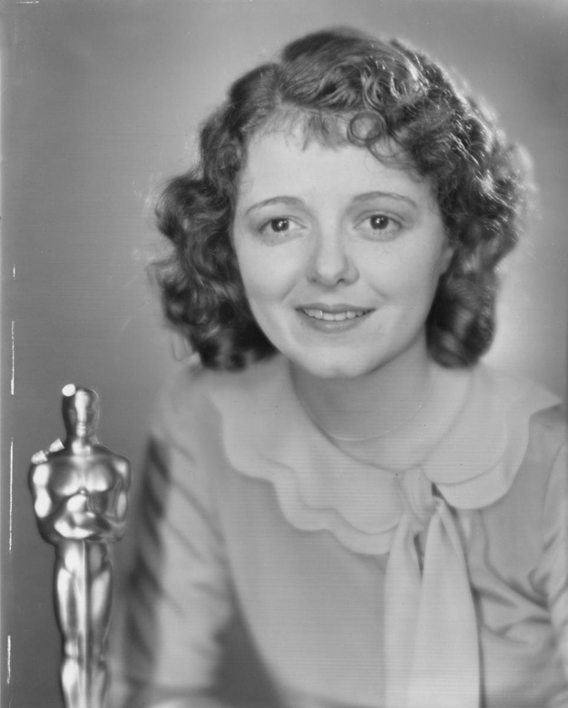 Janet Gaynor - (1906-1984) born Laura Augusta Gainor.  Film star and first Oscar winner 1927.  Stage, Broadway, TV actress and painter. http://www.imdb.com/name/nm0310980/bio