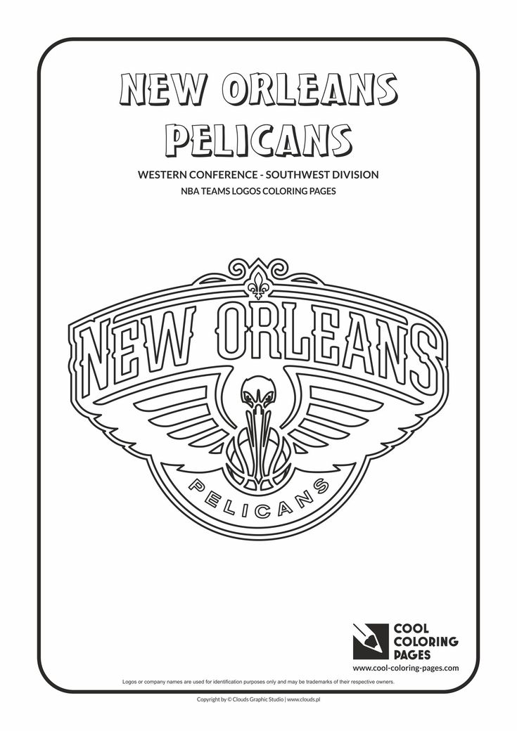 Cool Coloring Pages NBA Basketball