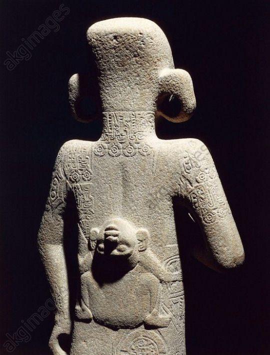 Huaxtec civilization, Mexico 6th–9th century A.D