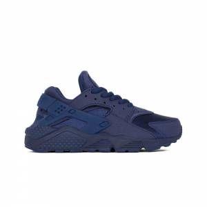 Nike Air Huarache Bleu pour femme - Basket Bordeaux